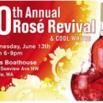 10th Annual Rose Revival & Cool Whites, June 13, 2012