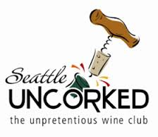 Seattle Uncorked Logo
