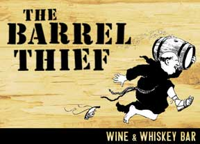 Barrel Thief Logo