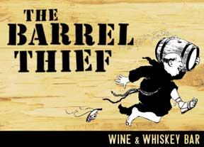 Barrel Thief Logo