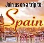 TASTE YOUR WAY THRU SPAIN Tues. June 24
