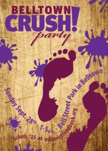 Belltown Crush Logo 2014 Final