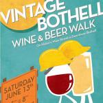 Vintage Bothell Wine & Beer Walk – Sat. June 13