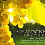 Chardonnay Showdown ~ Wed. June 15th
