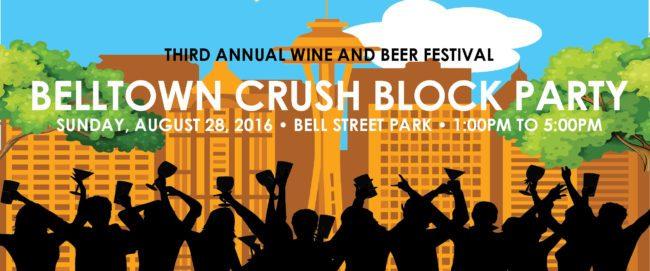 Belltown-Crush-Banner-e1469730167763  sc 1 st  Seattle Uncorked & Upcoming Events Belltown Crush Block Party u2013 Sun. Aug.28