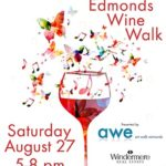 Edmonds Summer Wine Walk Aug 27