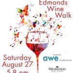 Edmonds Summer Wine Walk Aug 27
