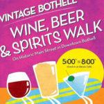 Vintage Bothell Wine, Beer, and Spirits Walk June 2017
