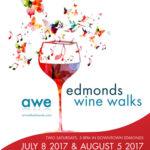 Edmonds Summer Wine Walk July 8th
