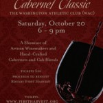 Cabernet Classic at the WAC, Oct 20, 2012