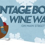 Downtown Bothell Holiday Wine Walk, Nov 30, 2012