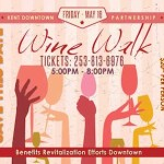 KENT WINE WALK ~ Fri. May 16th