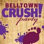 BELLTOWN CRUSH PARTY Sun. Sept. 28th