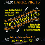 WHISKEY & Dark Spirits – Fri. Nov. 21st