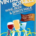 Bothell Wine, Beer & Spirits Walk ~ Sat. Sept. 19