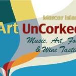 MERCER ISLAND ART & WINE UNCORKED- Fri. Sept. 11