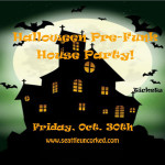 Halloween Pre-Funk Party~Fri.Oct 30