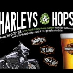 Harley's & Hops Fri. Mar. 25!