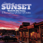 Woodinville's Savor at Sunset ~ Thurs. Sept 1