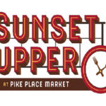 Sunset Supper at Pike Mkt Aug 16