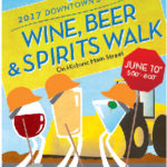 Vintage Bothell Wine, Beer, and Spirits Walk June 2017