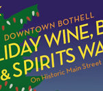 Bothell's Holiday Wine, Beer, & Spirits Walk Dec. 9