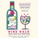 West Seattle Wine Walk Sept. 28