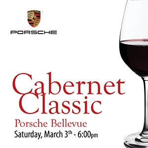 Upcoming Events CABERNET CLASSIC Sat  March 3rd 2018