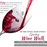 Mill Creek Spring Wine Walk May 12