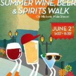 Bothell Wine, Beer, & Spirits Walk June 2
