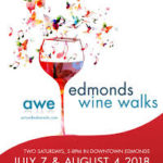 Edmonds Summer Wine Walk Aug. 4th
