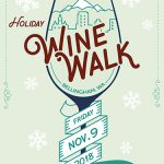 Bellingham Holiday Wine Walk Nov. 9