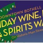Bothell Holiday Wine Beer & Spirits Walk