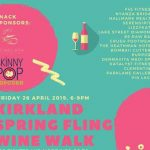 KIRKLAND SPRING WINE WALK April 26, 2019