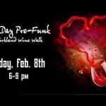 KIRKLAND VALENTINES PRE-FUNK WINE WALK Feb 8, 2019