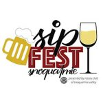 4th Annual Snoqualmie SIPFEST Sat June 22