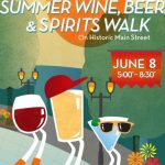 Bothell Summer Wine, Beer, & Spirits Walk June 8