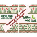 KIRKLAND HOLIDAY WINE WALK Fri. Nov. 22nd
