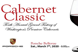 THE CABERNET CLASSIC – March 7th 2020