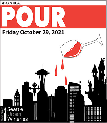 POUR by Seattle Urban Wineries Oct. 29
